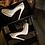 Thumbnail: Natalie尖頭高跟婚鞋・RS150814(Ivory)