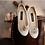 Thumbnail: 時尚絲帶水鑽鞋飾・IA190209 (Brown & Silver)