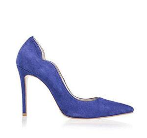 Heart魅力婚鞋・RS160810(Blue)