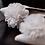 Thumbnail: 春日綻放雪紡花飾・IA171210 (Ivory)