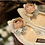 Thumbnail: 第二代古典浪漫玫瑰花飾・IA160913(Beige)