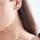 Thumbnail: Pinwheel Earring耳環・NIMWER02