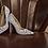 Thumbnail: Rosie 鏤空薔薇皮革宴會鞋・RS160425(Skyblue)