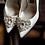 Thumbnail: Jolie施華洛世奇奢華宴會鞋・RS180518(Ivory)