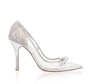 Ellen高跟婚鞋・RS170314(Silver)