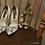 Thumbnail: Charlize高跟婚鞋・RS151110(Ivory)