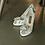 Thumbnail: 水珠環狀鑽飾・IA160720(Silver)