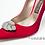 Thumbnail: POPI時尚派對女王皇冠高跟鞋・GS130513