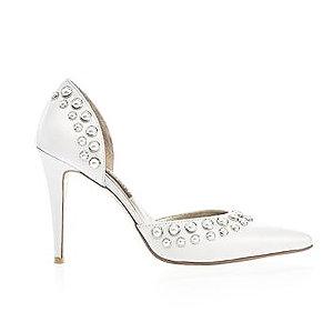 Milla高跟婚鞋・RS171213(Ivory)