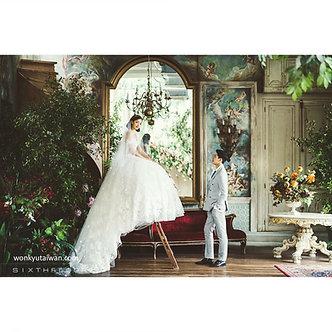 STUDIO WONKYU+韓國婚紗攝影・訂金 Sixthfloor