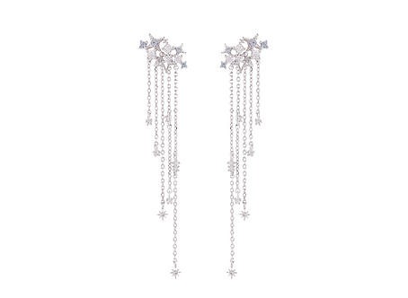 Cassiopeia Earring耳環・NISTER04