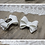 Thumbnail: 可愛高雅蕾絲蝴蝶結(象牙白)・IA121108(Ivory)