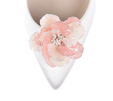 貝麗櫻花珍珠飾品・IA170505 (Pink)