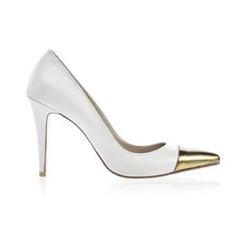 Sigourney高跟婚鞋・RS171224(Ivory)