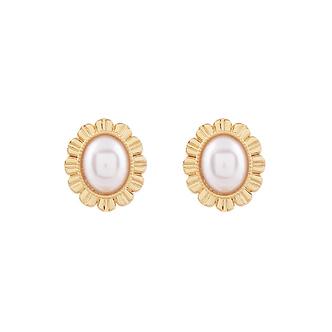 Honey Pearl Earring・TP09408