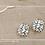 Thumbnail: 絢麗圖騰方鑽・IA130119(Silver)