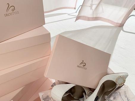 【Iro Style鞋盒新增了粉嫩的珠寶盒選擇🎁】 .