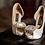 Thumbnail: 經典款珍珠鑽飾・IA180225(Ivory satin)