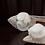 Thumbnail: 立體雪紡花飾・IA171213 (Ivory)