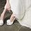Thumbnail: 時尚點鑽棉緞花飾・IA121022(Ivory)
