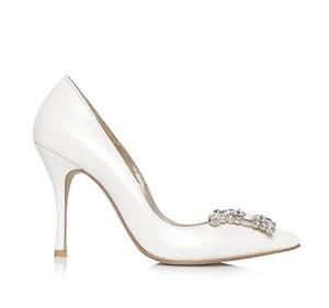 Charlize高跟婚鞋・RS151110(Ivory)