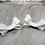 Thumbnail: 立體綢緞蝴蝶結・IA121021(Ivory)
