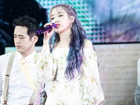 #IU #李知恩 的《Love, Poem》巡迴演唱會