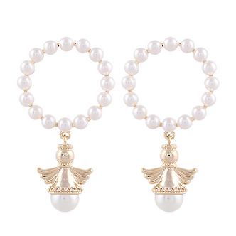 Twinkle Angels Pearl Earring・AC10402
