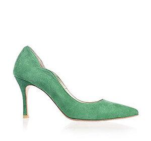 Heart魅力婚鞋・RS160810(Green)