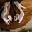Thumbnail: 立體多彩仿珠花飾・IA170120(Pink)
