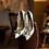 Thumbnail: POPI時尚白尖頭高跟鞋・GS130510