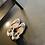 Thumbnail: Iro經典典雅方鑽飾品(金色)・IA160111(Gold)