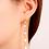 Thumbnail: Ribbon Tie Earring耳環・NHHRER06
