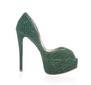 Juno派對宴會鞋・RS161225(Green)