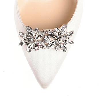 仲夏花朵方長排鑽(銀色)・IA160401(Silver)