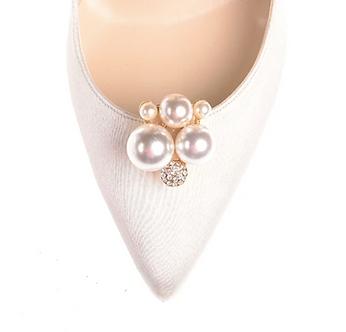 浪漫不對稱珍珠飾品・IA180226