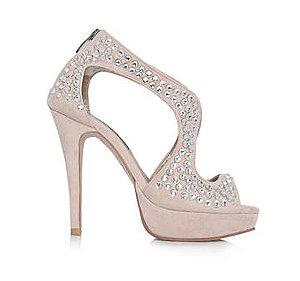 Kaya水鑽派對麂皮鞋・RS150130(Pink)