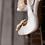 Thumbnail: 馬諾洛珍珠綢緞鞋飾二代・IA160322(Gold)