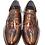 Thumbnail: Walentines 韓國手工經典深棕色紳士皮鞋・ C 12_007