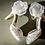 Thumbnail: 輕巧櫻花飾品・IA171202 (Ivory)