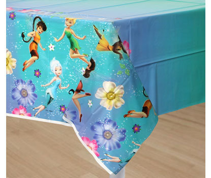 Tinkerbell Table Cover