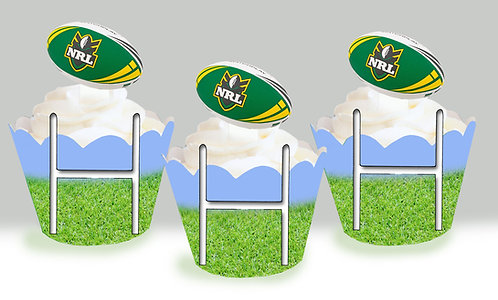 NRL Football Toppers