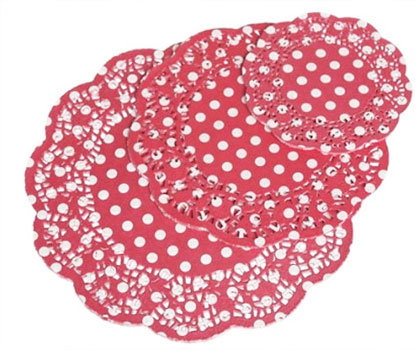 Very British Doilies - Pk 72