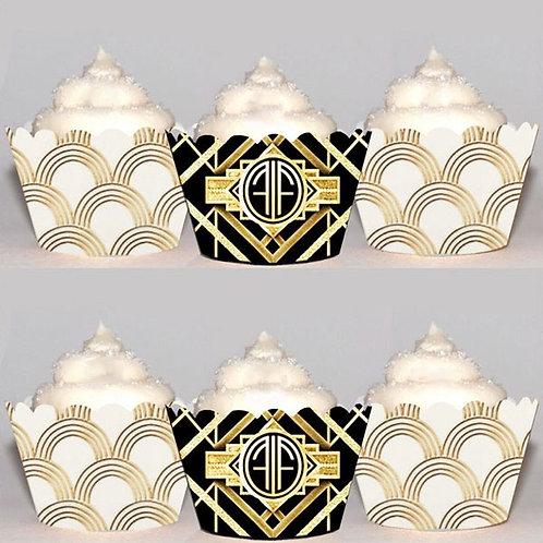 Art Deco Wraps