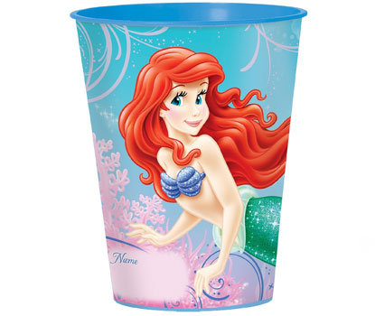 Little Mermaid Souvenier Cup