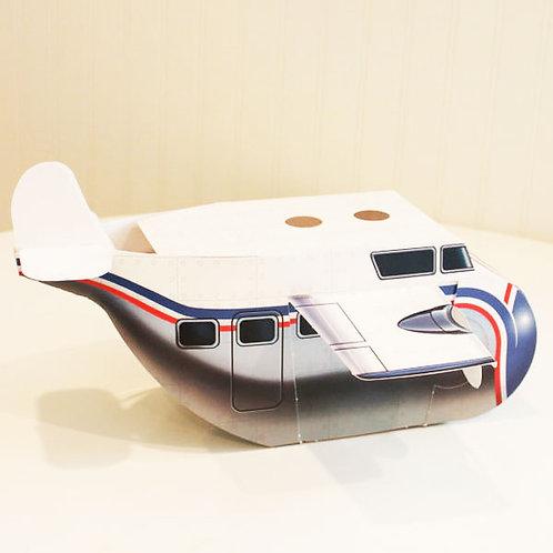 Aeroplane Loot Bag - Food Carton