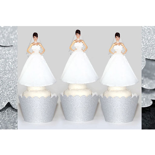 Wedding Bridal Toppers