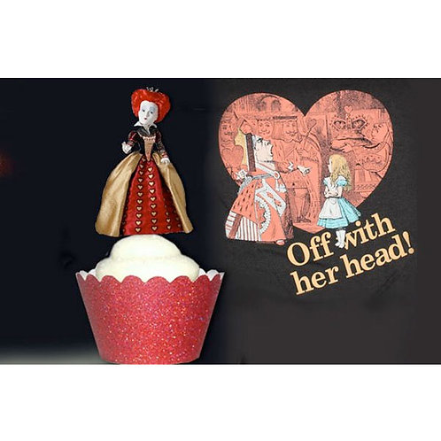 Red Queen Toppers