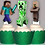 Thumbnail: Minecraft Steve Toppers