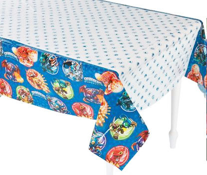 Skylanders Table Cover